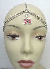 New Trendy Head Chain Headband Hair Jewelry with Rhinestones #HC3