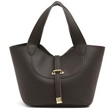 Women bag HandBag Shoulder tote hobo designer purse black brown lady