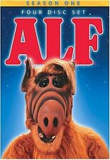 DVD/ ALF-SEASON ONE, FOUR-DISK SET with Alf''s Special Features