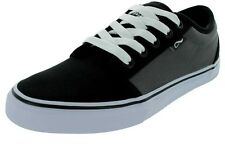 *NEW - ADIO SYDNEY SD MEN'S CHARCOAL/BLACK TRAINERS/SKATE SHOES - UK 7.5 - 8.5