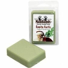 Manhands Novelty Soaps Fun Gift Soap Gag Gifts