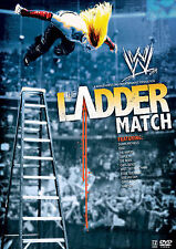 WWE - The Ladder Match (DVD, 2007, 3-Disc Set) Wrestling