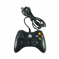 USB Wired Game Controller Gamepad Joystick For Microsoft Xbox 360 Slim PC Laptop