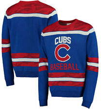 Chicago Cubs Camouflage Team Sweater Royal  MLB All Sizes NEW 2016