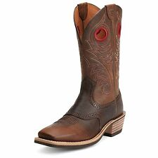 ARIAT - Men's Heritage Roughstock - Brown Oiled Rowdy - ( 10012788 ) - New