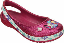 Girls' Crocs Genna II Frozen Flat Kids