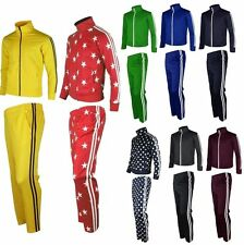 Mens Womens Running jogging Track Suit warm up pants jackets gym training wearH4