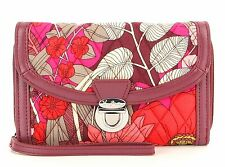 Vera Bradley Wristlet - Ultimate Wristlet in Bohemian Blooms - NEW with tag