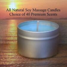 Homemade Soy Candles Highly Scented Massage Candles Natural Handmade
