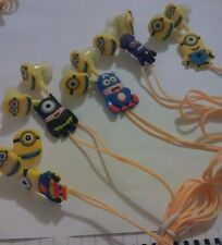 Minions unpackged audio headphones