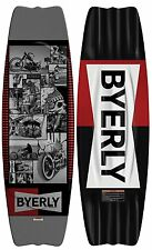 """$450 Limited Edition Byerly Blunt 53"""" Wakeboard adult water skiing mens womens"""