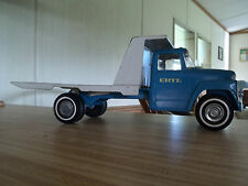 ERTL Tru Scale 1960s International flatbed truck VERY NICE