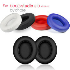 1 Pair Ear Pad Cushion For Beats by dr dre Studio 2.0 Wireless Headphones USShip
