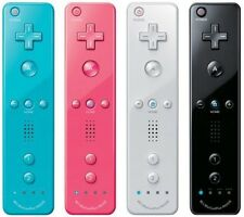 Wiimote Built in Motion Plus Inside Remote Controller +Case For Nintendo wii New