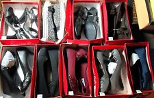 NEW 9 pair Lot Shoes Wholesale American Eagle Size 12,12W Women's dress, casual
