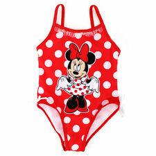 Minnie Mouse Toddler Girls One-Piece Swimsuit Swimwear