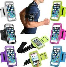Sports Running Jogging Gym Armband Arm Band Case Cover Holder for APPLE SAMSUNG
