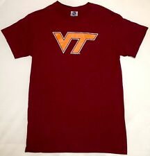NCAA Virginia Tech Hokies VT Logo T-Shirt