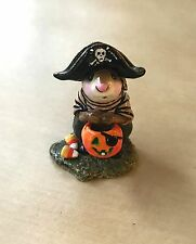 """Wee Forest Folk RETIRED """"Little Pirate Kidd"""" # M-216, Mint Signed AP"""