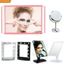 Christmas LED Bulb Dressing Mirror Lighted Cosmetic Makeup Vanity Beauty light