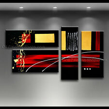 Handmade Artcrafts Large Modern Abstract Painting Wall Art Ready To Hang