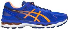 ASICS GEL KAYANO 22 MENS RUNNING SHOES DUOMAX BLUE COLOUR ALL SIZES T547N