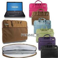"""Sleeve Case Carry Bag For TOSHIBA 10"""" 11"""" 13"""" 14"""" CHROMEBOOK Laptop Notebook PC"""