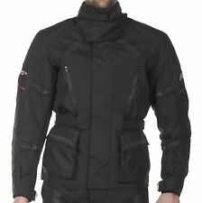 RST 1293 Tundra II Textile Motorcycle Jacket (Blk) *** Now £99.99 ***