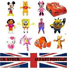 New Inflatable Disney Balloons Girls Boys Toys Birthday Party Baloon Decorations