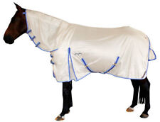 CARIBU Euro-Mesh 270gsm Fly Air Mesh Neck Combo Horse Rug, Cool & Durable.  GOLD