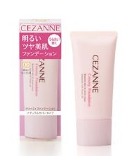 CEZANNE New Foundation 3 type color creamy liquid UV SPF29 PA+++ Japan Free Ship