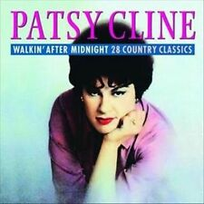 Patsy Cline : Walkin After Midnight: 28 Country Classics CD (2003)
