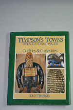 Timpson's Towns of England and Wales - John Timpson