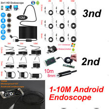 7mm 6Led Android Phone Endoscope IP67 Inspection Borescope HD LED Camera video