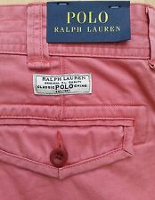NWT Polo Ralph Lauren Classic Fit Shorts Flat Front ADR BRY Size 35 MSRP $79.50