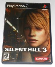 Silent Hill 3 With Soundtrack COMPLETE PlayStation 2 PS2