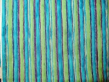 Blue/Green Stripes (#86) - Yorkshire Terrier, Poodle, Wire Fox Terrier, Poodle