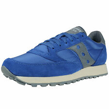 SAUCONY JAZZ ORIGINAL RETRO RUNNING SNEAKERS BLUE GREY S2044-309
