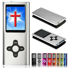 "Portable 2G- 128GB MP3 MP4 Player 1.8"" LCD Screen FM Radio Video Games Movie Lot"