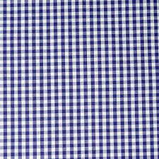 "100% Cotton Poplin Top Quality Yarn Dye 1/8"" Gingham Check Style in Four Colors"
