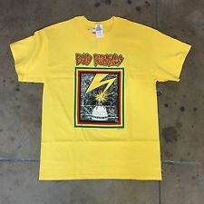 Bad Brains Capitol Yellow Shirt Punk Hardcore Minor Threat NYHC Agnostic Front