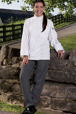 Uncommon Threads Yarn Dyed Baggy Chef Pant Black & White Checkered XS-6XL, 4003