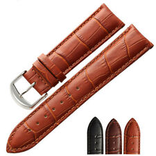 14-24MM High Quality Genuine Leather Watch Strap Bands Watch Accessories