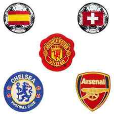 Sport Clubs - Sew Embroidery Iron On Patch Badge Clothes Fabric Applique