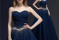 New Quinceanera Dress Ball Gowns Formal Prom Party Wedding Dress Custom All Size