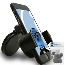 "Rotating Wind Screen Car Mount Holder For Samsung Galaxy S Wifi 5"" Mp3 Player"