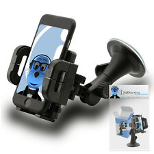 Heavy Duty Rotating Car Holder Mount For Samsung Galaxy S Wifi 5 inch Mp3 Player