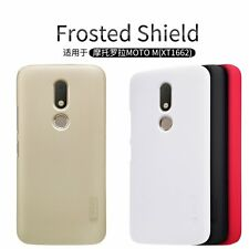 Nillkin Super Frosted Shield Hard Case Cover for Motorola Moto M XT1662