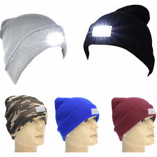 5-LED Light Cap Hat Hunting Fishing Camping Running Hiking Sport Headlamp Unisex