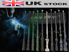 Harry Style Potte Magic Wand Characters Led Cosplay Fancy Dress Party *UK SELLER
